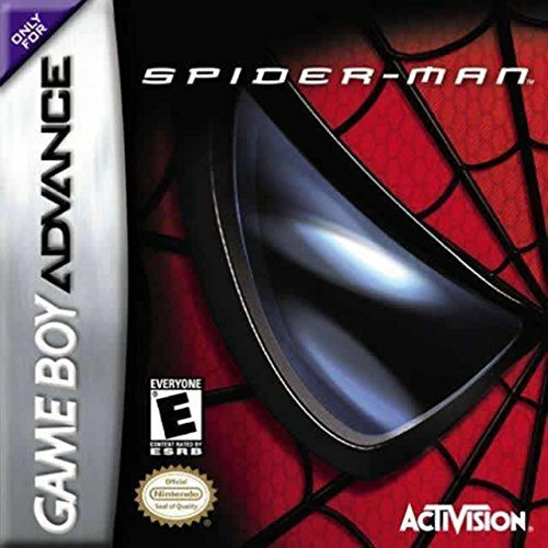 Gba Spiderman The Movie
