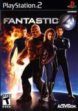 Ps2 Fantastic Four