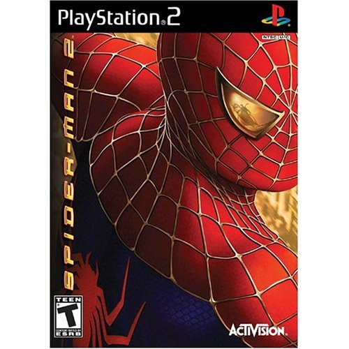 Ps2 Spider Man 2