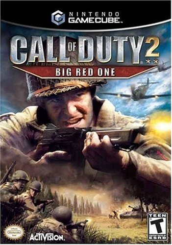 Cube Call To Duty 2 Big Red