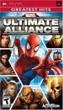 Psp Marvel Ultimate Alliance Activision