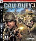 Ps3 Call Of Duty 3 T