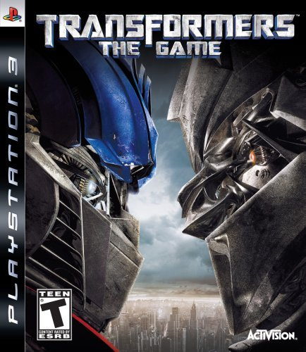 Ps3 Transformers Activision T