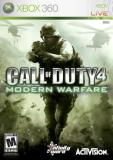 Xbox 360 Call Of Duty 4 T