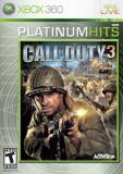 Xbox 360 Call Of Duty 3 (enchanced)