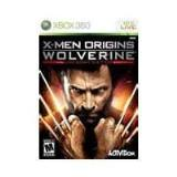 Xbox 360 X Men Origins Wolverine