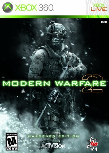 Xbox 360 Call Of Duty Modern Warfare 2 Hardened Edition