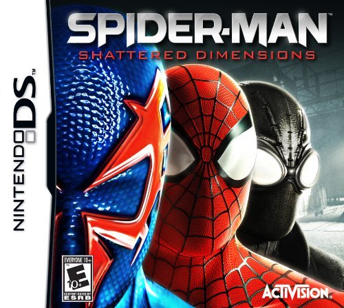 Nintendo Ds Spider Man Shattered Dimensio Activision Inc. E10+