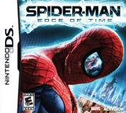 Nintendo Ds Spiderman Edge Of Time Activision Inc. E10+