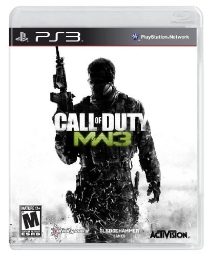 Ps3 Call Of Duty Modern Warfare 3