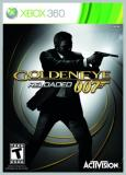 Xbox 360 Goldeneye 007 Reloaded