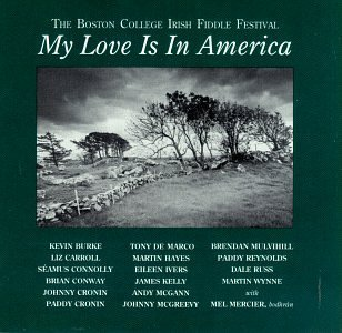 My Love Is In America My Love Is In America Burke Carroll Connolly Ivers Mulvihill Kelly Wynne Mcgann