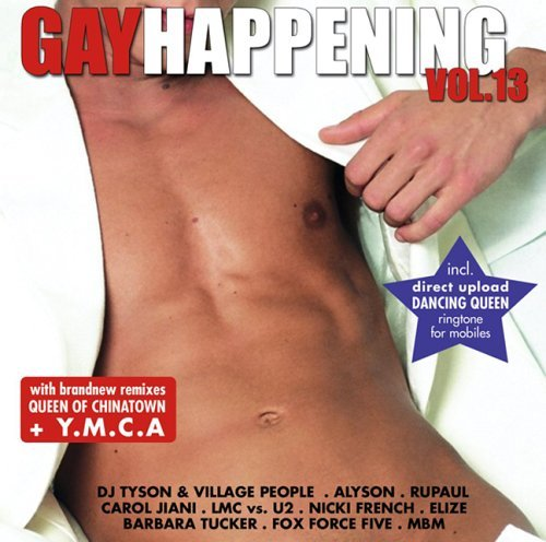 Gay Happening Vol. 13