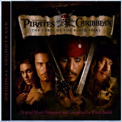 Klaus Badelt Pirates Of The Caribbean Music By Klaus Badelt