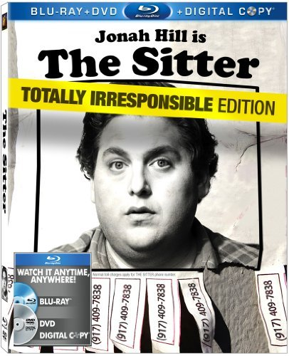 The Sitter Hill Jonah Blu Ray Ws R Incl. DVD Dc