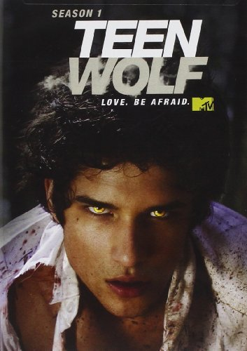 Teen Wolf Season 1 DVD