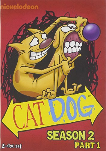 Catdog Season 2 Part 1 DVD Nr