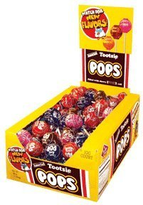 Candy Tootsie Pops