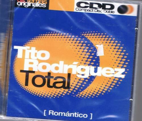 Tito Rodriguez Total 2 CD