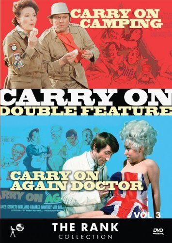 Vol. 3 Carry On Double Feature R
