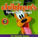 Children's Favorites Vol. 2 Disney Songs