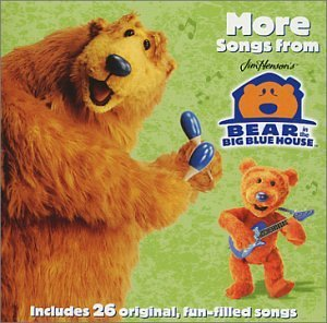 Disney Bear In The Big Blue House Mor