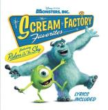 Disney Monsters Inc. Scream Factory F