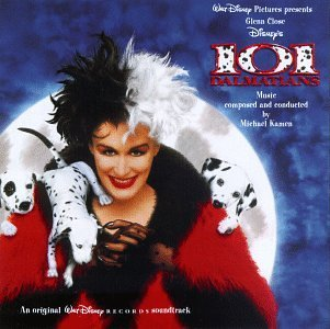 One Hundred One Dalmatians Soundtrack