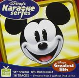 Disney Karaoke Series Disney's Greatest Hits Karaoke Disney's Karaoke Series