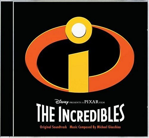 Incredibles Score Music By Michael Giacchino