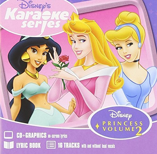 Disney Karaoke Series Princess 2 Karaoke
