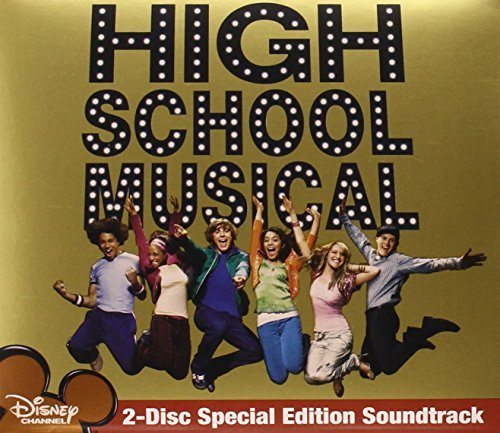 High School Musical Soundtrack 2 CD