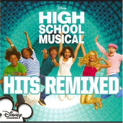 High School Musical High School Musical Hits Remixed Exclusive CD