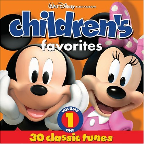 Disney Vol. 1 Children's Favorites