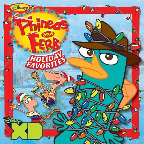 Phineas & Ferb Holiday Favorites Import Can