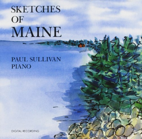 Paul Sullivan Sketches Of Maine