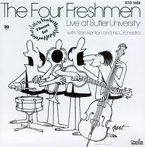 Four Freshmen Live At Butler University