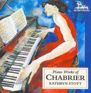 E. Chabrier Piano Works