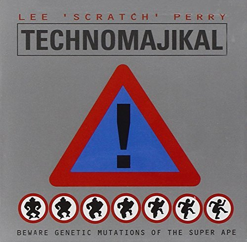 Lee Scratch Perry Technomajikal