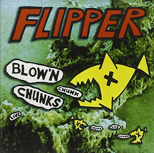 Flipper Blowin' Chunks