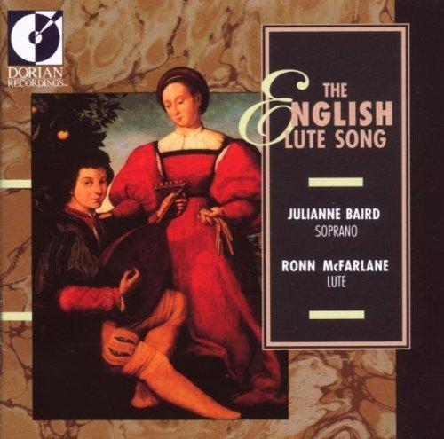 Julianne Baird/English Lute Song@Baird (Sop)/Mcfarlane (Lt)