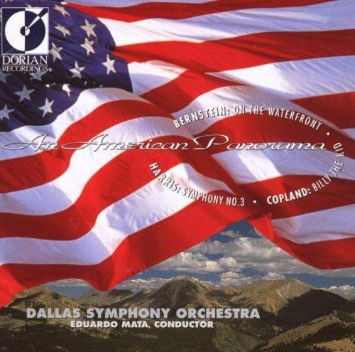 Bernstein/Harris/Copland/American Panorama@Mata/Dallas So