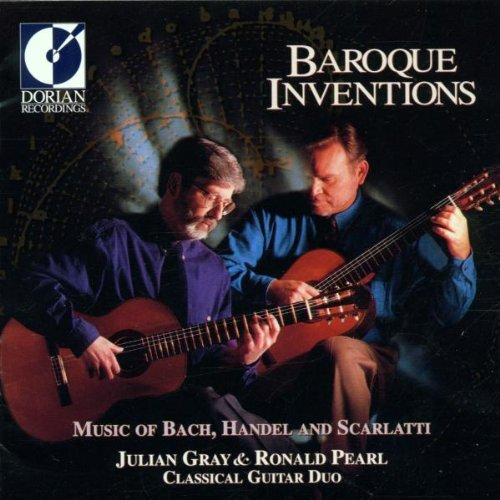 Gray Pearl Baroque Inventions Gray (gtr) Pearl (gtr)