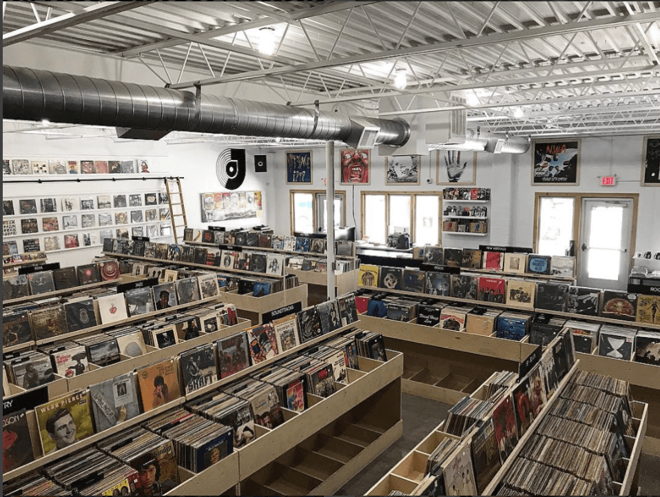 Josey Records Tulsa