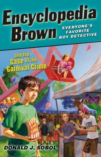 Donald J. Sobol Encyclopedia Brown And The Case Of The Carnival Cr