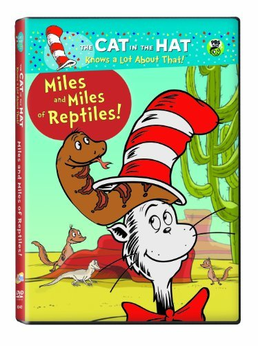 Miles & Miles Of Reptiles Cat In The Hat Knows A Lot Abo Nr