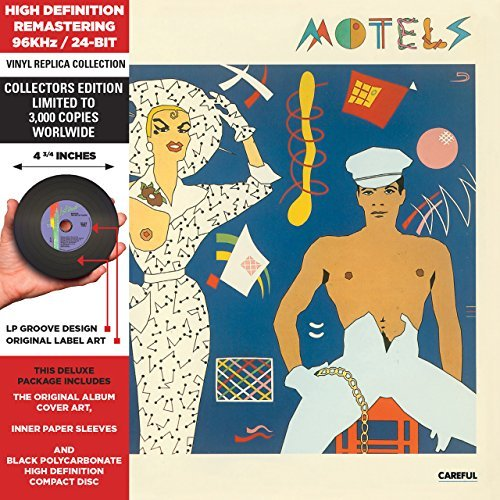 Motels Careful Remastered Lmtd Ed.