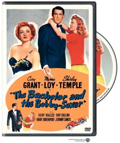 Bachelor & The Bobby Soxer Grant Loy Temple DVD Nr