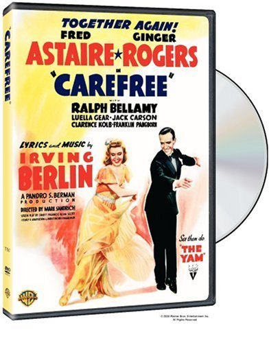 Carefree Astaire Rogers Bw Nr