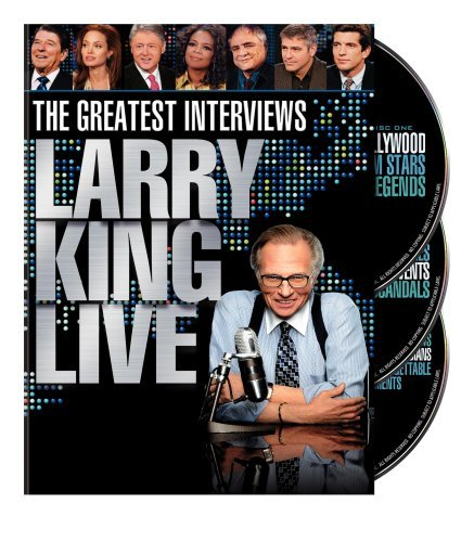 Larry King Live The Greatest Interviews Nr 3 DVD